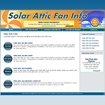 solar attic fan calculating tool